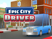 Epic City Driver HTML5