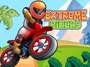 Extreme Bikers HTML5