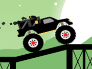 Monster Truck: Forest Delivery HTML5